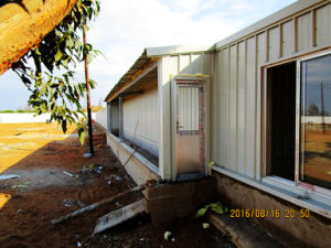 Chicken House Automatic Equipment with Prefab Poultry Shed in Modern Design pictures & photos