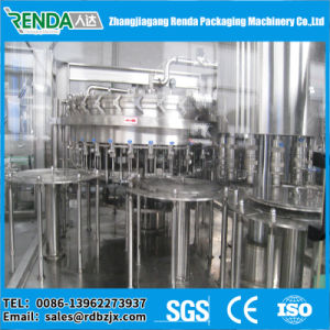 Hot Filling Type Juice Filling Machine /Production Line /Bottling Machine pictures & photos