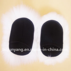 New Style Double Sided Car Cleaning Wool Wash Mitt pictures & photos