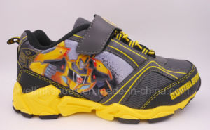 Best Quality Sports Shoes with Lights for Boys pictures & photos