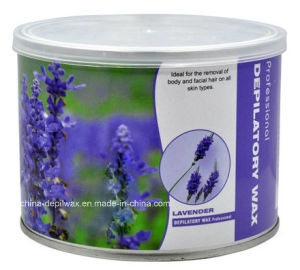Professional Salon Depilatory Wax Azulene of Strip Waxing pictures & photos
