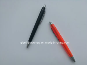 Transparent Ball Pen with Logo (P1058) pictures & photos