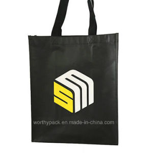 Non-Woven Apparel Packaging Bag for Pronotion and Advertising