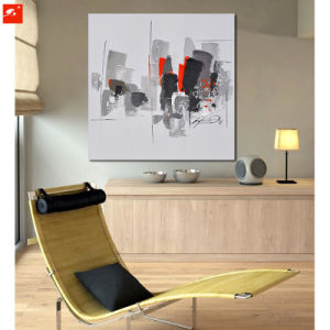 Abstract Downtown Wall Art Impressionistic Oil Painting pictures & photos