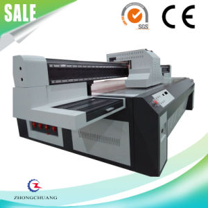 Ricoh-Gen5 Heads 8′x4′ Rigid Material 3D Picture UV Printing Equipment pictures & photos