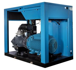 75kw Direct Connected Screw Air Compressor pictures & photos