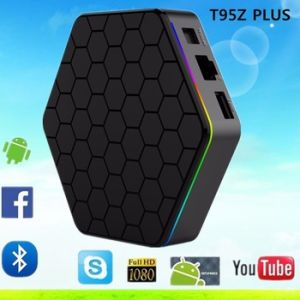 Hottest Android Smart TV Box Amlogic S912 Pendoo T95z Plus pictures & photos