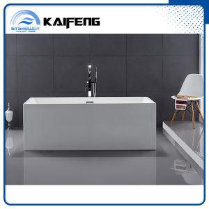 Upc Rectangle Hotel Freestanding Soaking Bathtub (KF-737B) pictures & photos