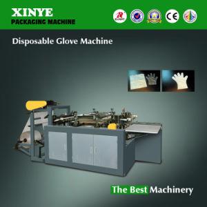 Plastic Film Glove Making Machine pictures & photos