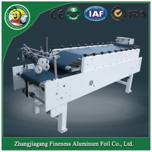 Aluminum Foil Carton Folder Gluer Packaging Line pictures & photos