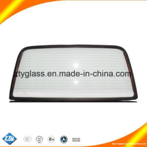 Car Glass Rear Windshield for Toyo Ta Hiace pictures & photos