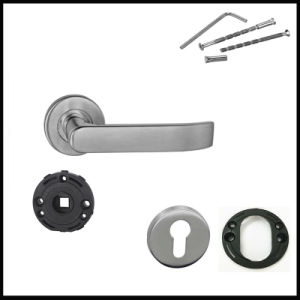 Russian Market Stainless Steel Door Handles and Locks pictures & photos