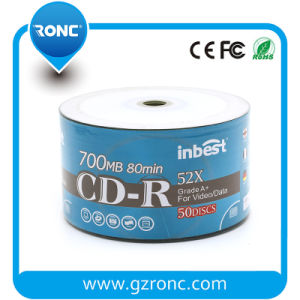 Blank CD DVD Disc for Copy Music pictures & photos