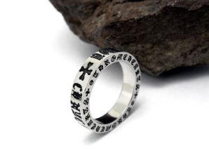 Classic Titanium Steel Silver Color Fashion Jewellery Rings pictures & photos