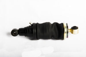 HOWO Heavy Card Cord Cab Gas-Filled Shock Absorber Wg1642440085 and OEM pictures & photos