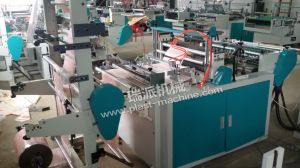 Ruipai High Quality Polythene Bag Machine pictures & photos