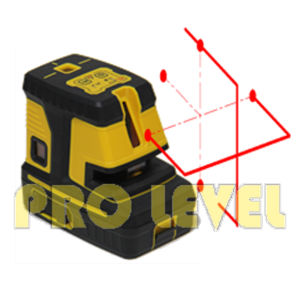5 Points Cross Line Laser Level Total Station (R25) pictures & photos
