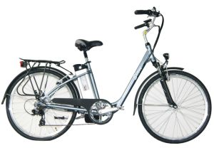 Electric Bike Bicycle with Aluminum Alloy Frame pictures & photos