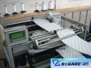Double Serging for Mattress Machine pictures & photos