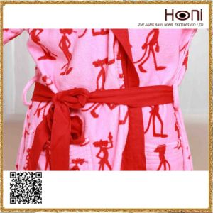 Newest Design Wholesale Bathrobe Design Ladies Pyjamas pictures & photos