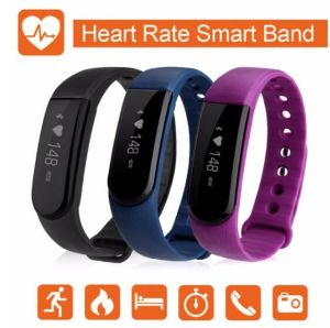 ID101 Smartband Heart Rate Monitor USB Charge for Smart Phone pictures & photos