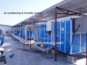 Turnkey Project of Dustfree Automatic PU Painting Line pictures & photos
