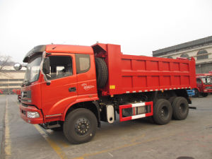 T260 25t Heavy 6X4 Dumper/Dump Truck for Sale pictures & photos