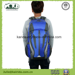 Polyester Nylon-Bag Hiking Backpack 406p pictures & photos