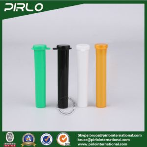 Pop Top 10ml Colorful Plastic Joint Tube Blunt Bottle Tube for Pill Storage Jar pictures & photos