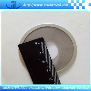 Stainless Steel Filter Disc with Round Hole pictures & photos
