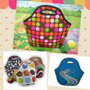 Insulated Neoprene Picnic Tote Picnic Cooler Bag Lunch Bag (BC0056) pictures & photos
