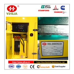 Ktaa19-G6a 650kVA/520kw OEM Cummins Silent Soundproof Diesel Genset pictures & photos