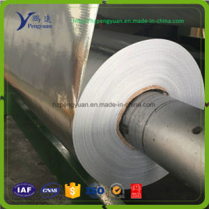 MPET and Aluminum Foil Laminated PE Woven Fabric for Pallet Cover pictures & photos