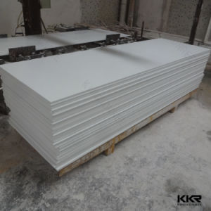 100% Pure Thermoforming Acrylic Solid Surface for Building Material 170105 pictures & photos