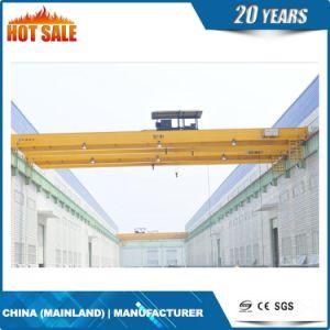 Lh Model Double Girder Eot Overhead Running Cranes pictures & photos