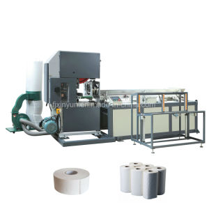Full Automatic Jrt Cutter Jumbo Roll Toilet Paper Cutting Machine pictures & photos