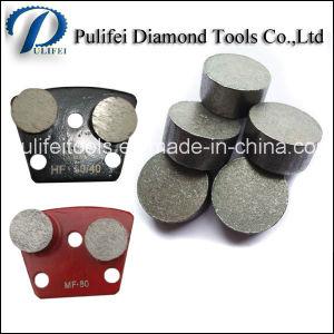 Factory Direct Sale Concrete Stone Floor Grinding Segment pictures & photos