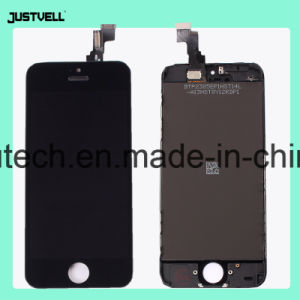 Mobile Phone Display New LCD Touch Screen for iPhone 5c pictures & photos