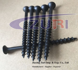 C1022 Steel Hardend Drywall Screws 4.8*120 pictures & photos