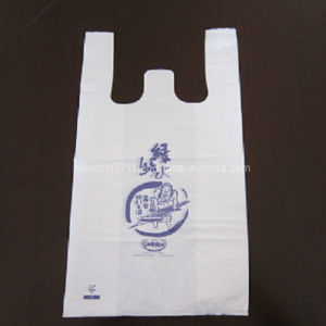 Plastic Vest Shopping Bag pictures & photos