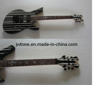 Special Design Pattern Quaity Electric Guitar pictures & photos