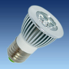 HR 3X1W LED Spotlight