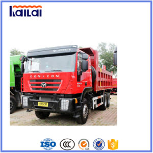 Iveco Genlyon Dump Truck 6X4 380HP 50t Tipper pictures & photos