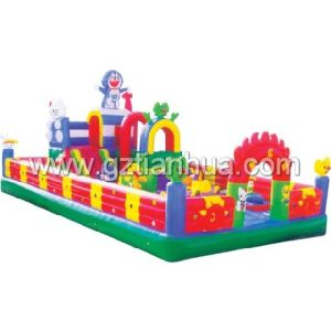 Inflatable Amusement Park /Fun City (IN-053)