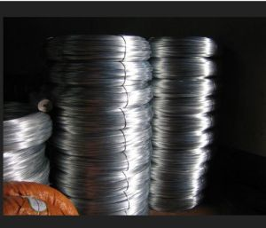 Electro and Hot Dipped Galvanized Iron Wire (BWG8#-34#)