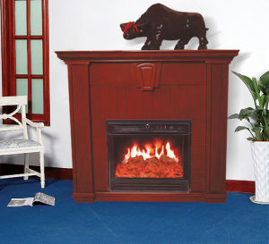 Electric Fireplace/Furniture Decoration (018-140) pictures & photos