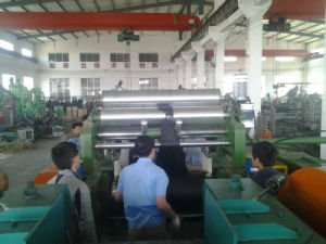 Open Rubber Mixing Mill with Stock Blender pictures & photos