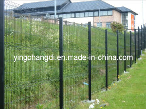 PVC Coated Weled Mesh Fence
