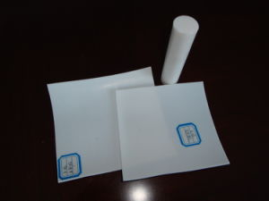 100% Pure teflon with Skived/Modify Sheet/Rod pictures & photos