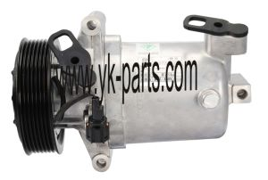 Zhejiang Auto AC Compressor for Tida pictures & photos